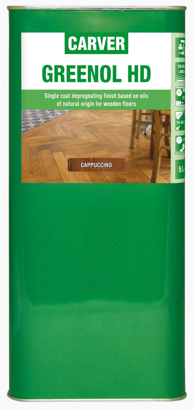 Traditional Oil single coat GREENOL HD